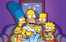 imagen: Los Simpson